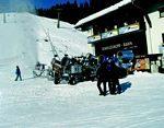 21 Produkte stellten sich dem Schneitest in Lech