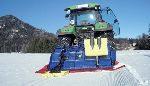 HPW Engineering: Leistbare Loipenpräparierung mit Snowliner