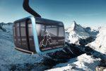 LEITNER ropeways/Pininfarina Design – Innovative 3S Bahn in Zermatt