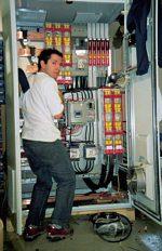 MM-Fachgespräch bei Elektro Berchtold: Was ist das Know-how von 100 Pumpstationen wert?