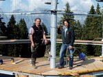 René Zimmermann und Roger Schlegel, Flumserberg: Der KristallTurm® Kletterpark wird das Sommergeschäft stark fördern