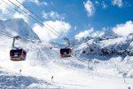 LEITNER ropeways/Stubaier Bergbahnen KG: Wahrzeichen für Stubaier Gletscher