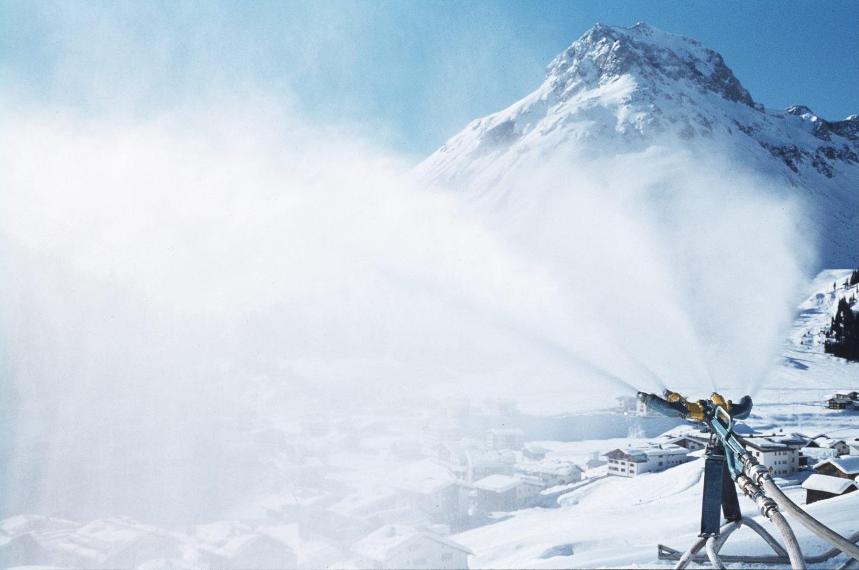 Der Arlberg Jet, eine Erfindung von Michi Manhart