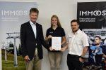 IMMOOS ist neu ISO-zertifiziert