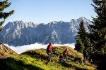 Außergewöhnliche aber erfolgreiche Mountainbike-Saison in Saalfelden Leogang