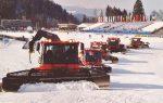 PistenBully offizieller Ausstatter der FIS Nordischen Ski WM 2021