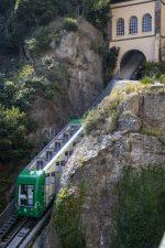 In der Pilgerbahn zur Kapelle Santa Cova