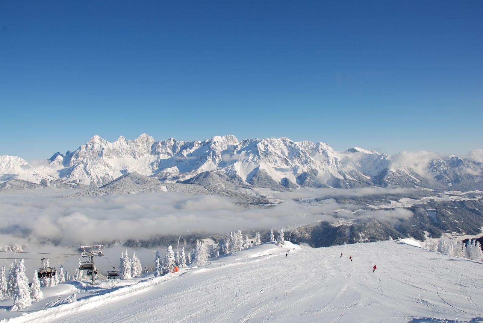Panorama Reiteralm.