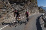 Freie Fahrt für Velofahrer:  Ride the Alps kommt auf die Moosalp