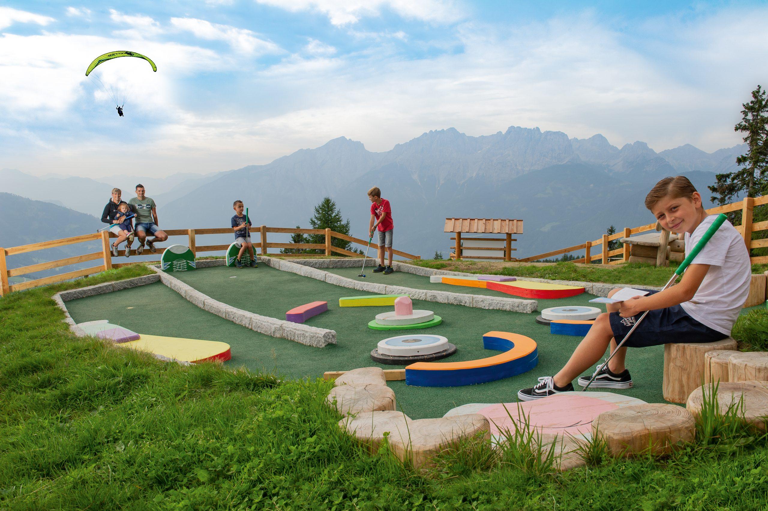 Familienpark Zettersfeld. Foto: Profer & Partner.