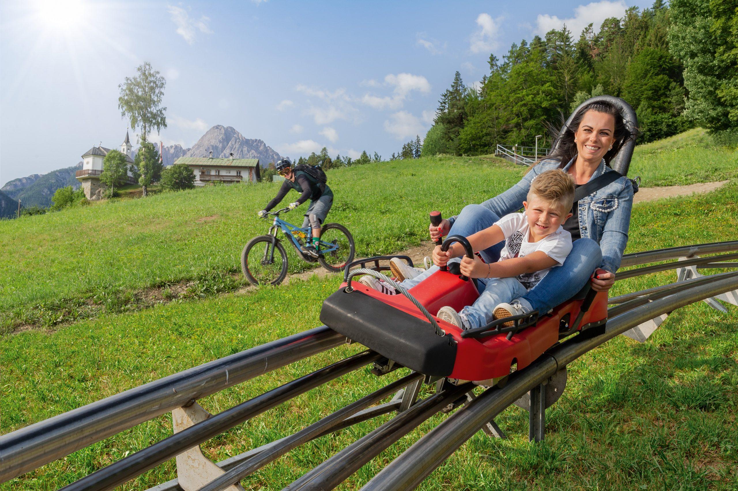 Lienzer Bergbahnen-Osttirodler. Foto: Profer&Partner